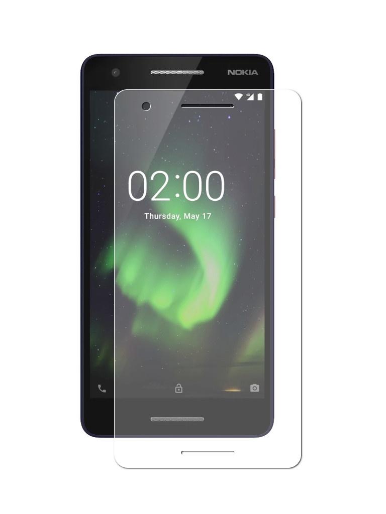 Защитное стекло Gecko для Nokia 2.1 ZS26-GNOK2.1 аксессуар защитное стекло для nokia 6 2018 gecko 2d fullscreen black zs26 gnok6 2018 2d bl