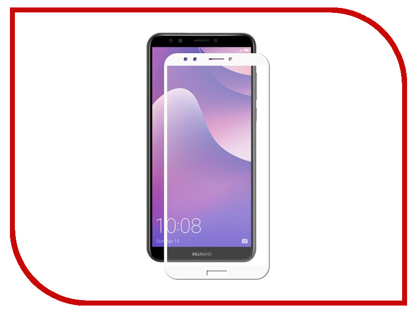 Аксессуар Защитное стекло для Huawei Nova 2 Lite Gecko 2D Full Screen White ZS26-GHHN2Lite-2D-WH for lenovo zuk z2 lcd screen display with touch screen digitizer panel glass assembly black white replacement parts free shipping