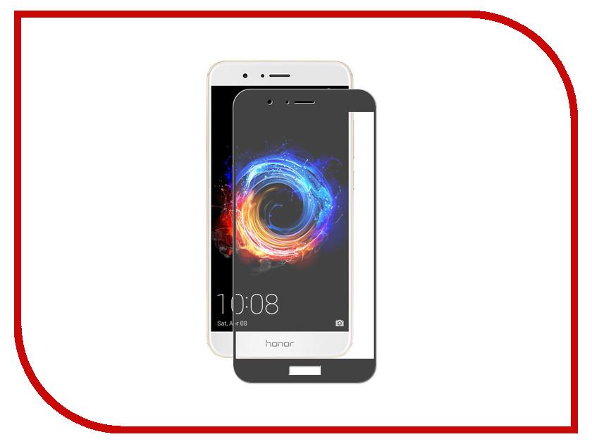 Аксессуар Защитное стекло для Huawei Honor 8 Pro Gecko 2D Full Screen Black ZS26-GHH8pro-2D-Blak аксессуар защитное стекло для huawei ascend mate 10 pro ainy full screen cover 0 25mm black с полноклеевой поверхностью af hb284a