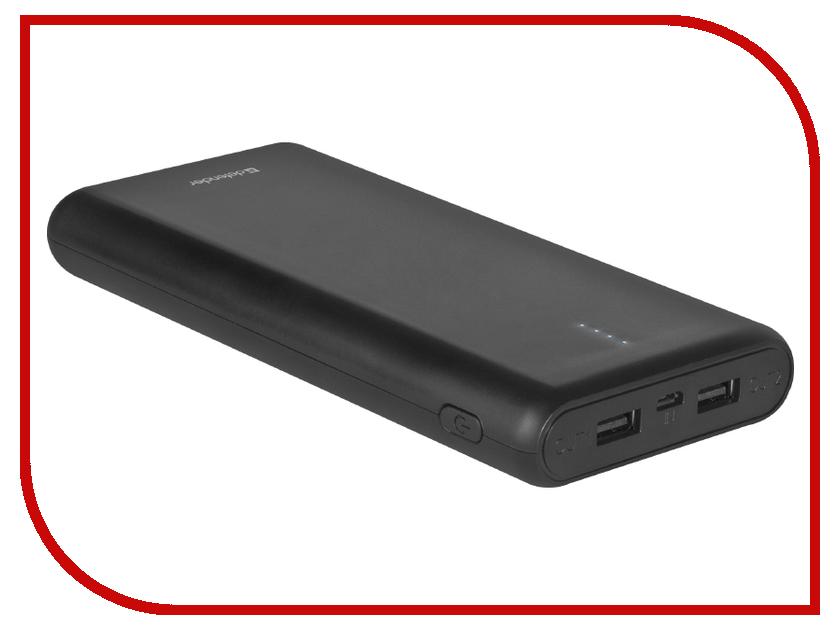 все цены на Аккумулятор Defender Lavita 16000B 16000mAh Black 83618 онлайн