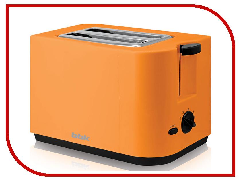 Тостер BBK TR72M Orange тостер bbk tr72m orange
