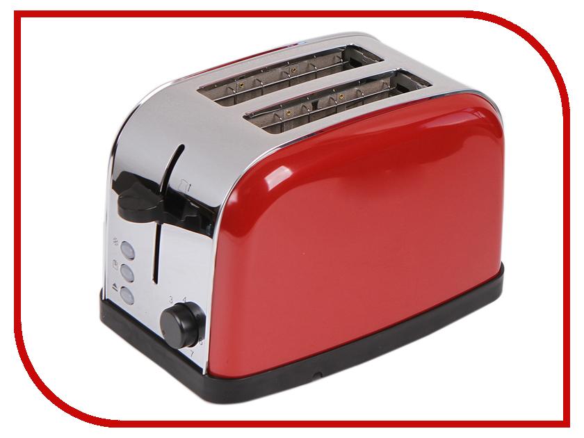 Тостер Kitfort KT-2014-3 Red