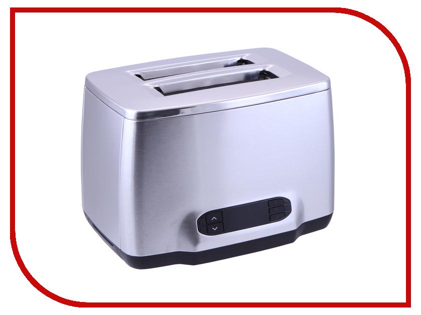 Тостер Kitfort KT-2013 Silver кофеварка kitfort kt 706