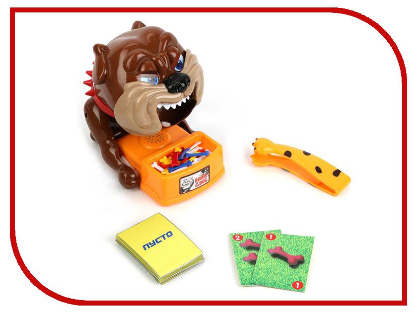 Настольная игра Играем вместе Осторожно, Злая Собака B1492512-R настольные игры играем вместе игра настольная футбол