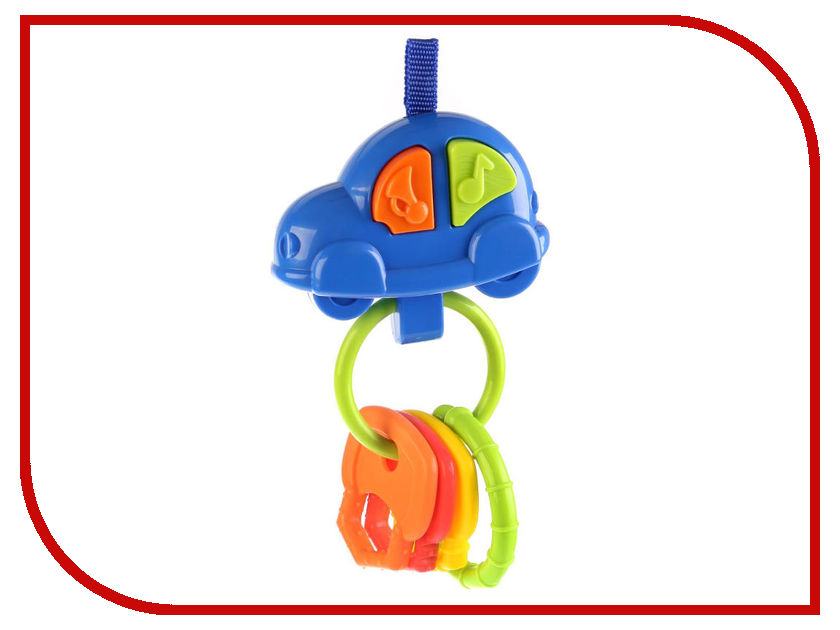 Игрушка Умка Брелок B926408-R игрушка умка собачка b1616115 r