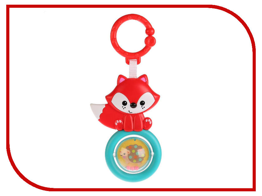 Игрушка Умка Лисичка KK2680-17-R игрушка умка собачка b1616115 r