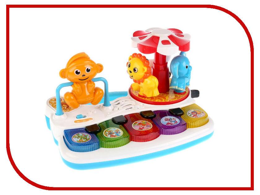 Детский музыкальный инструмент Умка Пианино 10 стихотворений К.Чуковского B1504060-R детский музыкальный инструмент умка пианино b1434781 r1 252448