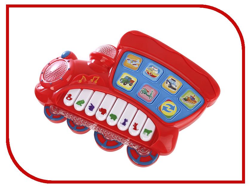 Детский музыкальный инструмент Умка Пианино-Паровозик Стихи М.Дружининой B1576571-R рюкзак anteater rolltop acab
