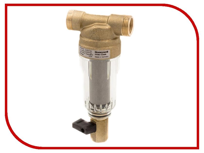 Фильтр для воды Honeywell FF 06 1/2 AA (без ключа) honeywell h8908b whole house humidistat