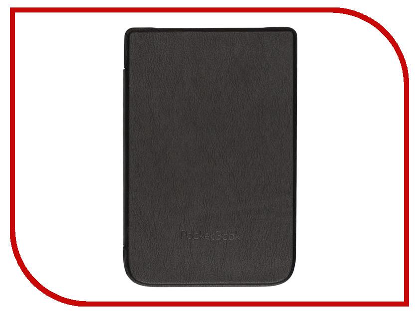 Аксессуар Чехол PocketBook 616/627/632 Black WPUC-616-S-BK чехол на сиденье autoprofi crb 902p bk gy