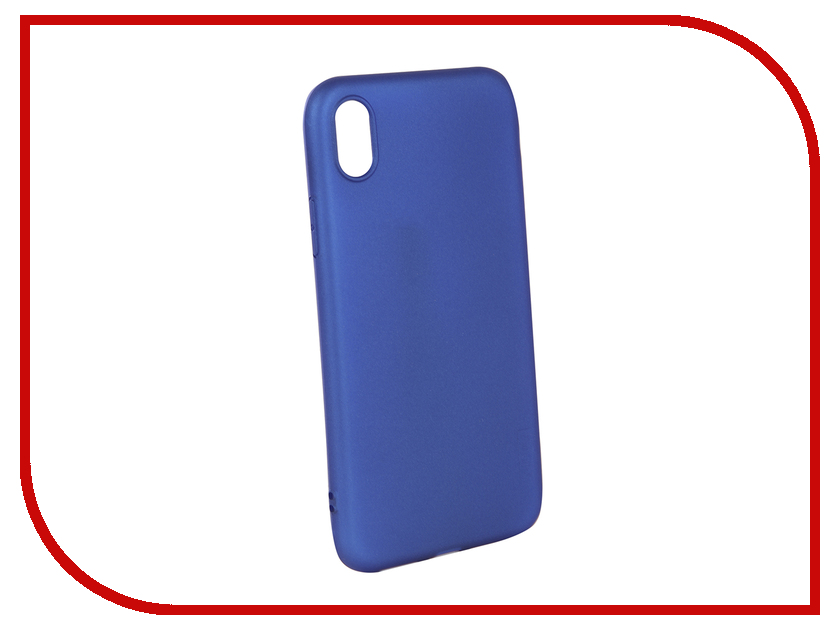Аксессуар Чехол XLevel Guardian для APPLE iPhone XR Blue 2828188