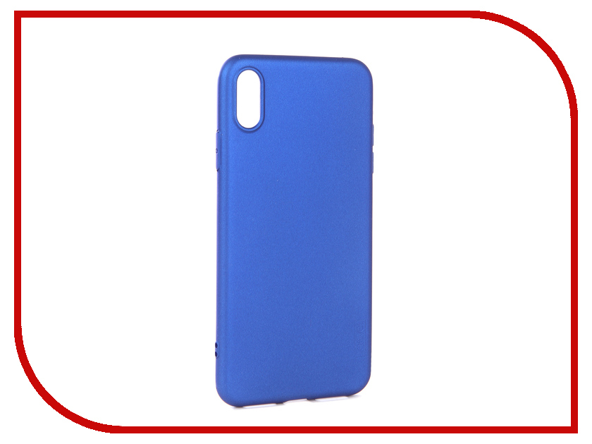 Аксессуар Чехол XLevel Guardian для APPLE iPhone XS Max Blue 2828193