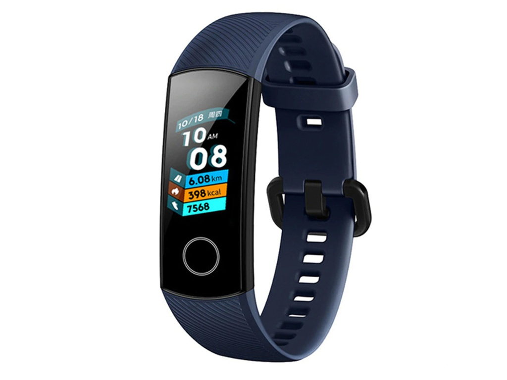 Умный браслет Honor Band 4 Midnight Navy Blue 55023127 цена