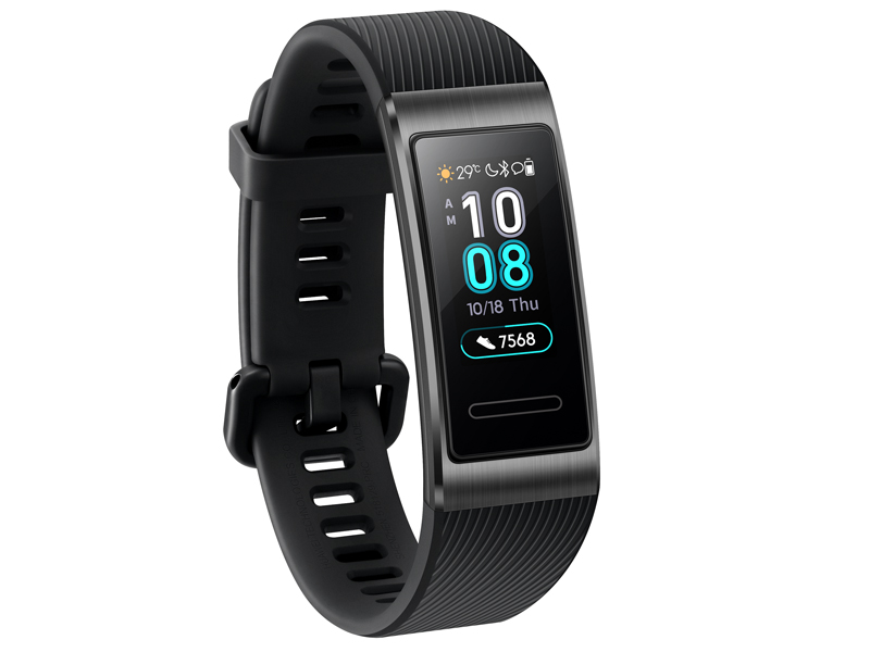 Умный браслет Honor Band 3 Pro Obsidian Black 55023108