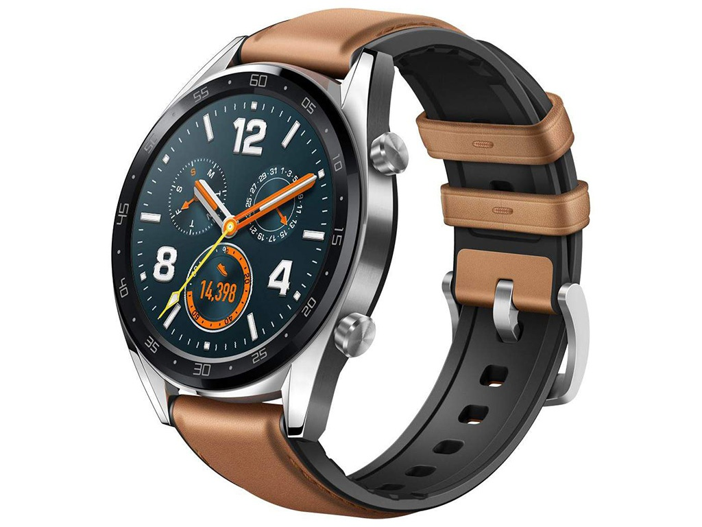 Умные часы Huawei Watch GT Brown