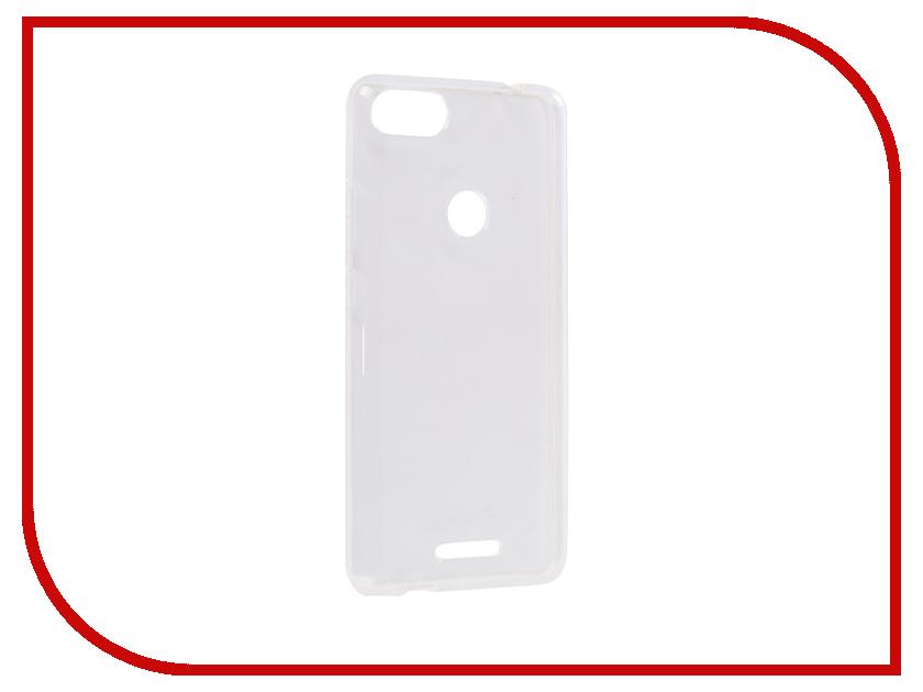 Аксессуар Чехол для BQ 6016L Mercury Silicone Transparent bonatech 3mm mercury switch unidirectional transparent silver 10 pcs