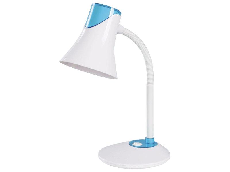 Настольная лампа Sonnen OU-607 White-Blue 236681