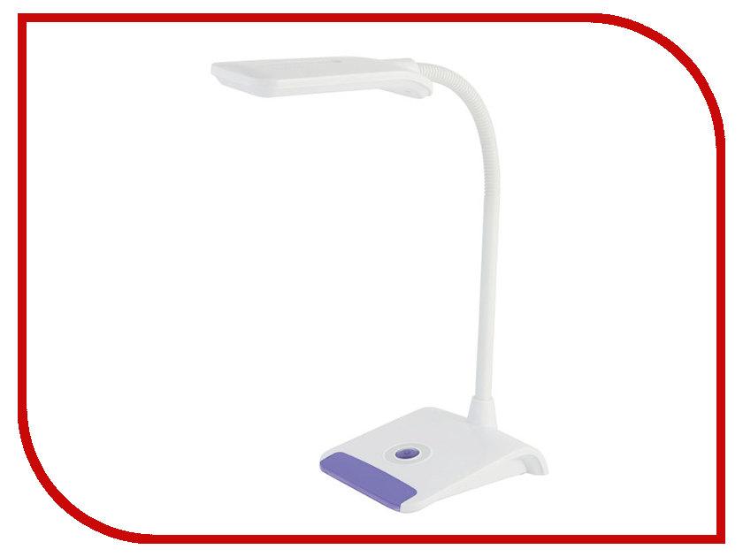 Настольная лампа Sonnen OU-147 White-Violet 236672