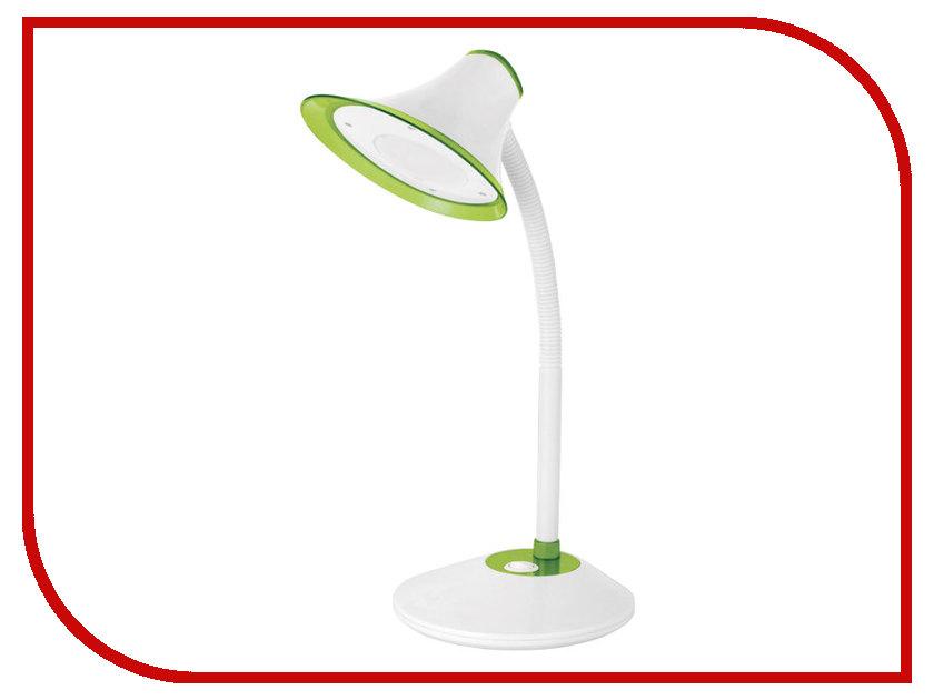 Настольная лампа Sonnen OU-608 White-Green 236670