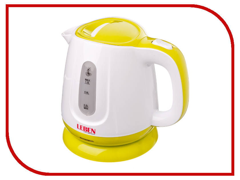 Чайник LEBEN 291-012 чайник leben 291 003