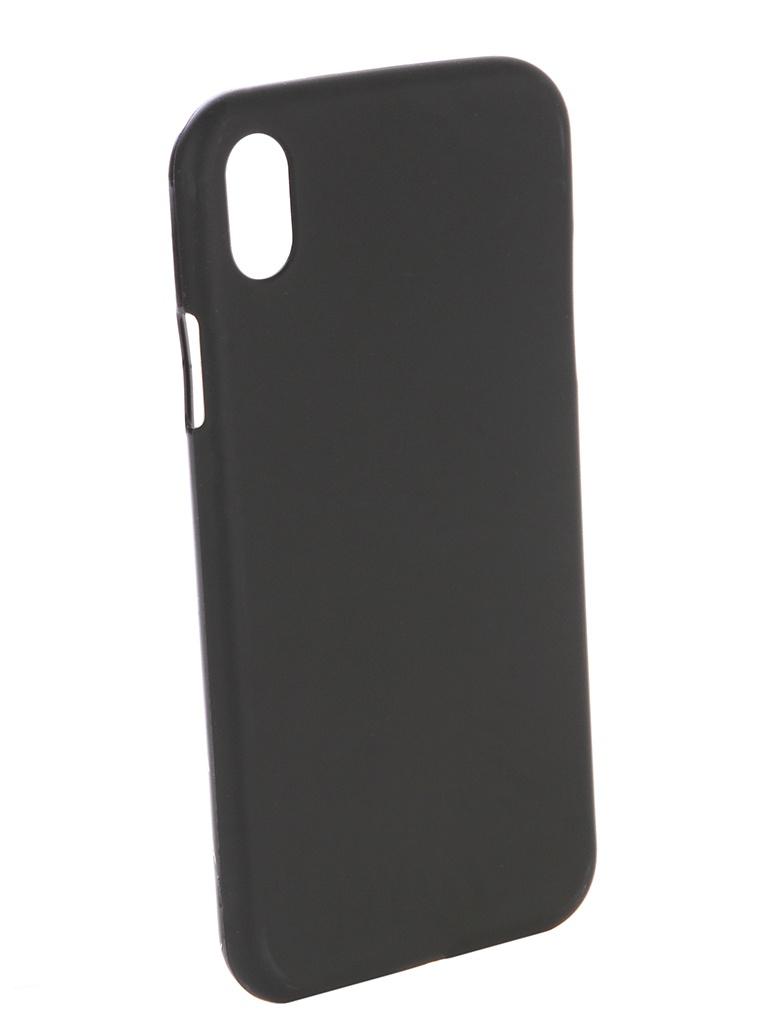 Аксессуар Чехол Zibelino для APPLE iPhone XR Soft Matte Black ZSM-APL-XR-BLK аксессуар чехол для apple iphone xs zibelino soft matte black zsm apl xs blk