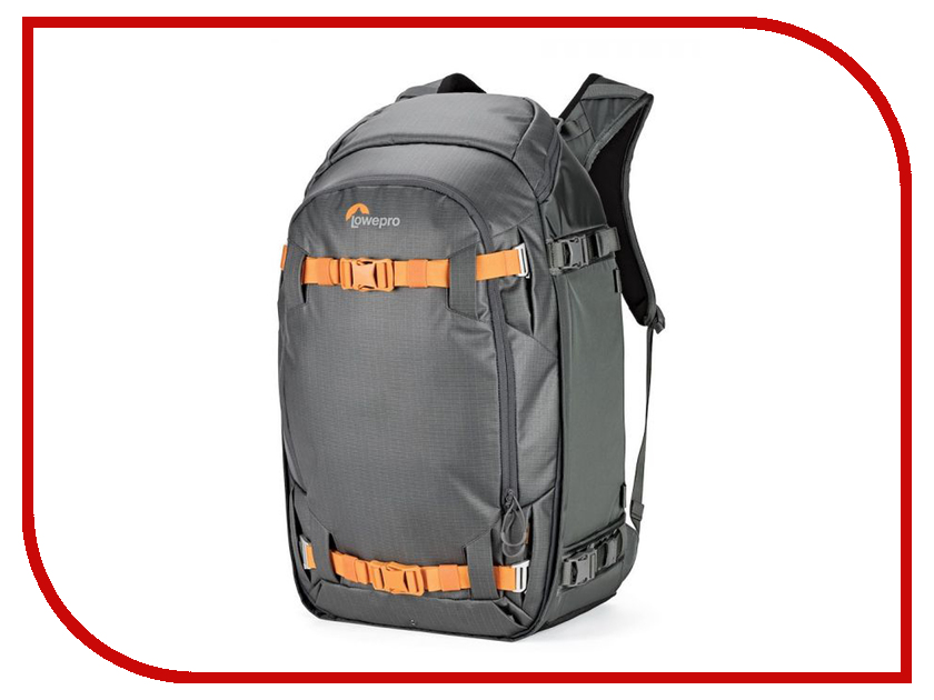 LowePro Whistler BP 450 AW II Grey LP37227-PWW рюкзак lowepro quadguard bp x2 black grey lp37011 pww