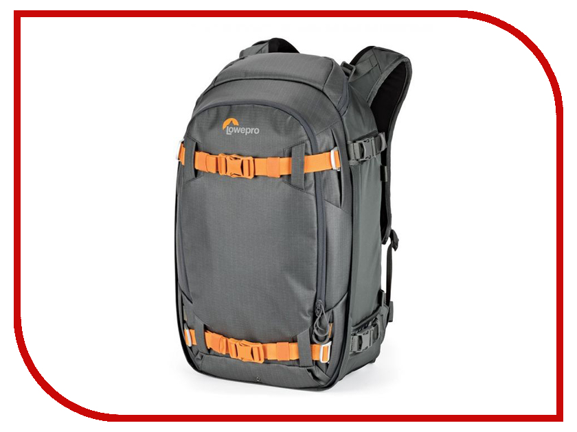 LowePro Whistler BP 350 AW II Grey LP37226-PWW the whistler page 2
