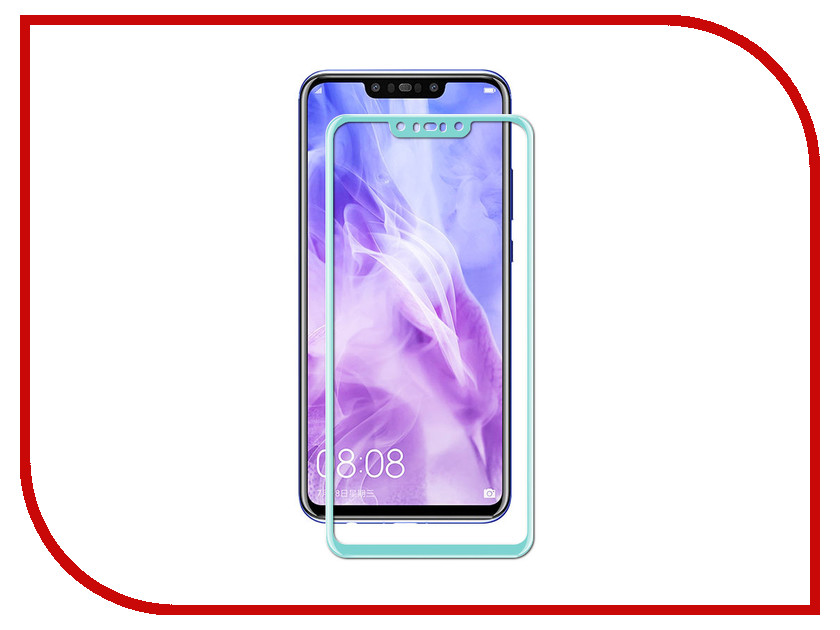 Аксессуар Защитное стекло для Huawei Nova 3 2018 ZibelinoTG Full Screen Blue ZTG-FS-HUA-NOV3-BLU путешествие в эко хаски парк