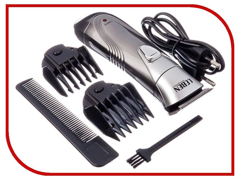 Машинка для стрижки волос Leben 489-042 IW-9200 пылесос leben 247 004