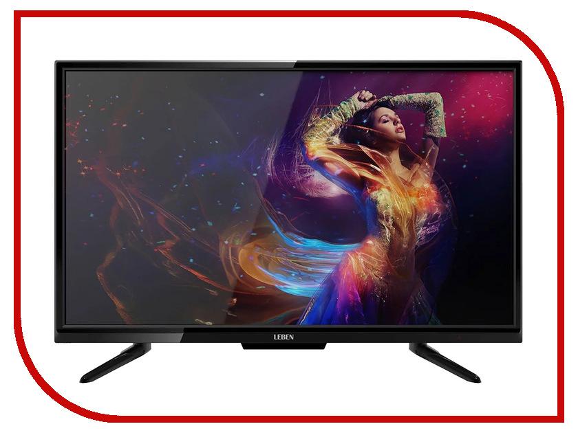 Телевизор Leben LE-LED39R282T2 пылесос leben 247 006