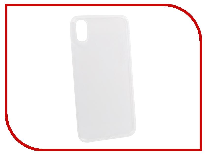 Аксессуар Чехол для APPLE iPhone Xs Max Neypo Transparent NST5123 gangxun blackview a8 max корпус высокого качества кожа pu флип чехол kickstand anti shock кошелек для blackview a8 max