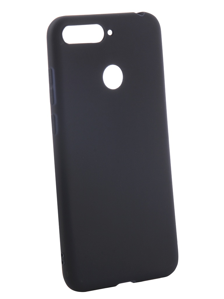 Аксессуар Чехол Neypo для Honor 7C Soft Matte Dark Blue NST4618 аксессуар чехол neypo для nokia 6 1 plus x6 2018 soft matte dark blue nst6132