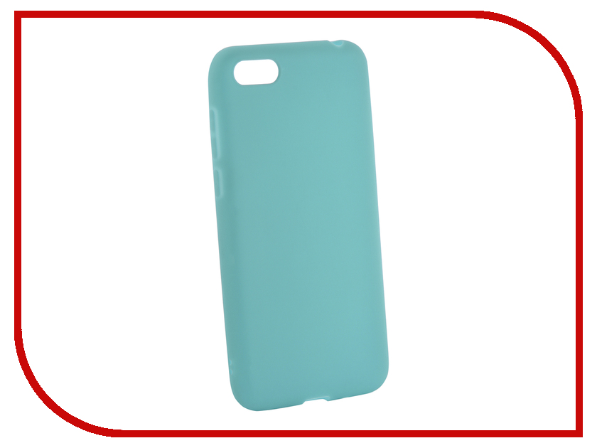 Аксессуар Чехол для Huawei Y5 Prime 2018 Neypo Soft Matte Turquoise NST5090