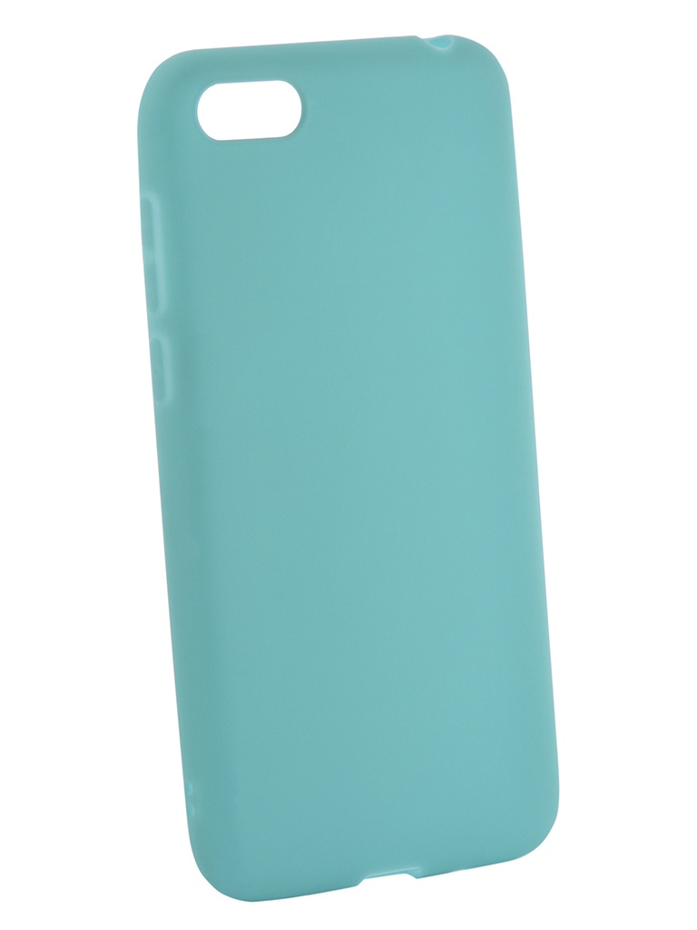 Аксессуар Чехол Neypo для Huawei Y5 Prime 2018 Soft Matte Turquoise NST5090