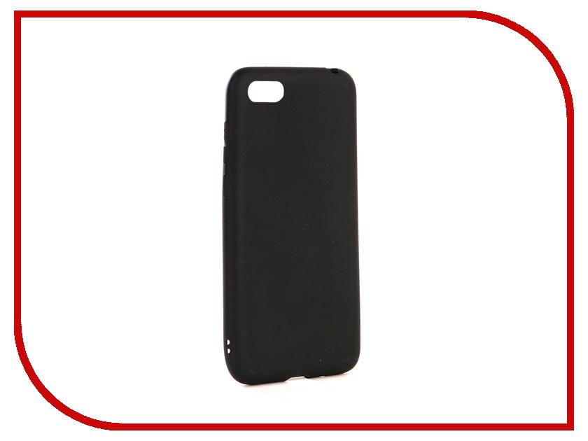 Аксессуар Чехол для Huawei Y5 Prime 2018 Neypo Soft Matte Black NST4853 аксессуар чехол для xiaomi mi a1 neypo soft touch black st3324
