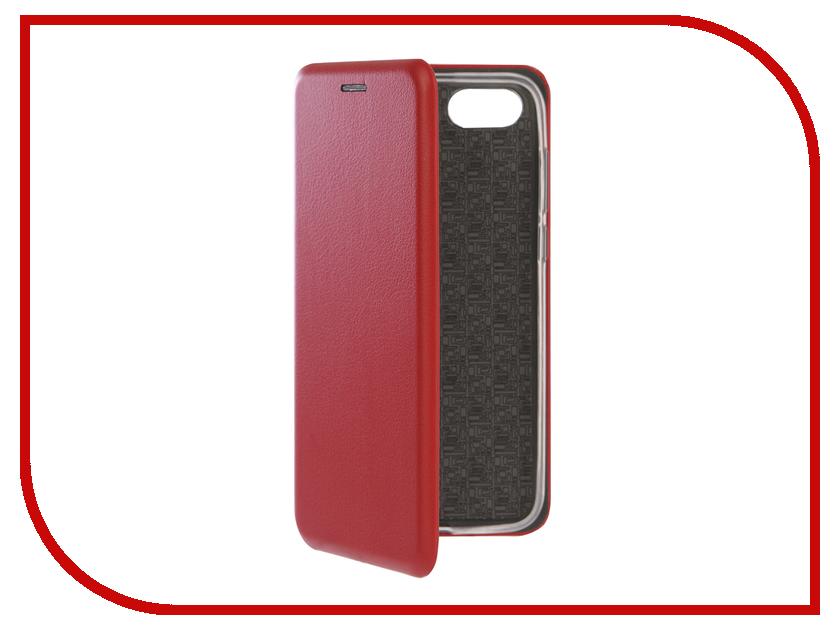 Аксессуар Чехол для Huawei Honor 7A Neypo Premium Red NSB4735 аксессуар чехол для huawei p20 pro neypo premium red nsb4697