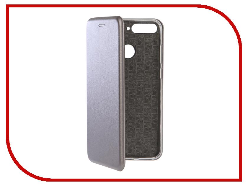 Аксессуар Чехол для Huawei Honor 7A Pro Neypo Premium Silver NSB4734 аксессуар чехол для huawei honor 7a neypo premium rose gold nsb5429