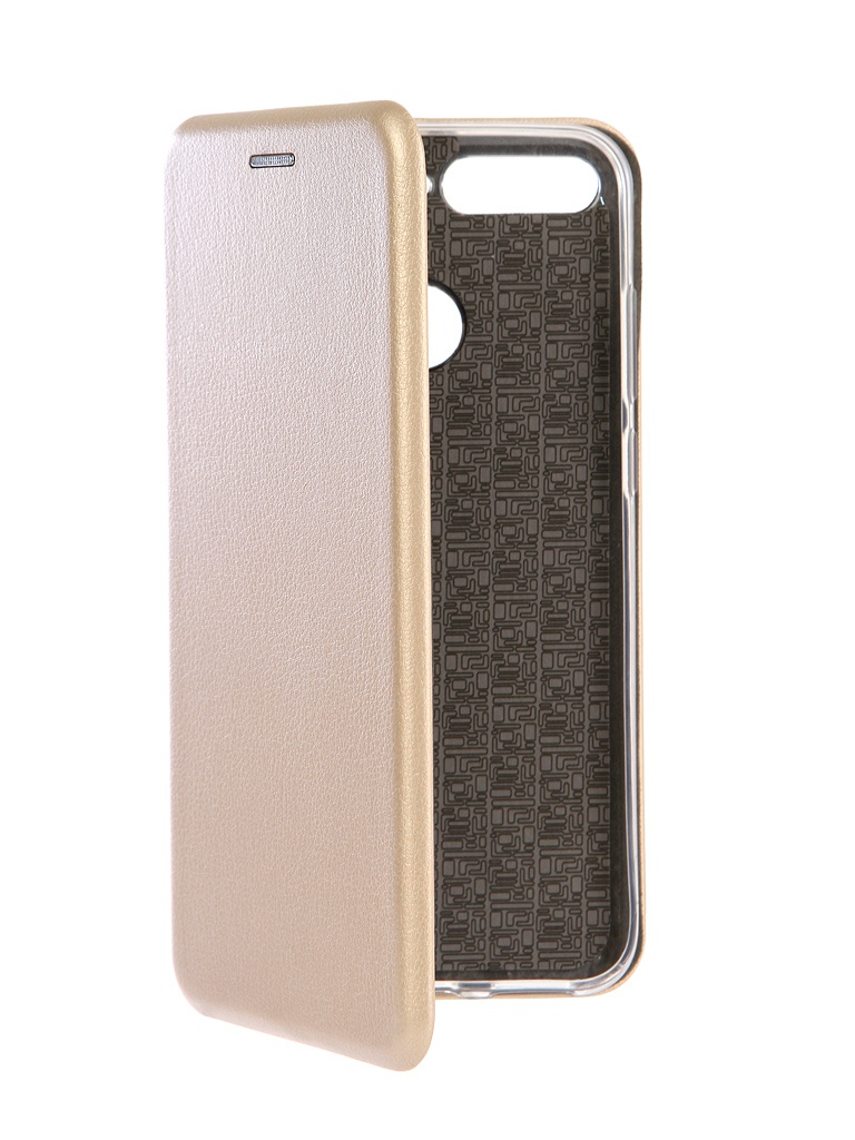 Фото - Аксессуар Чехол Neypo для Honor 7C Premium Gold NSB5094 аксессуар чехол для honor 7c neypo premium burgundy nsb5743