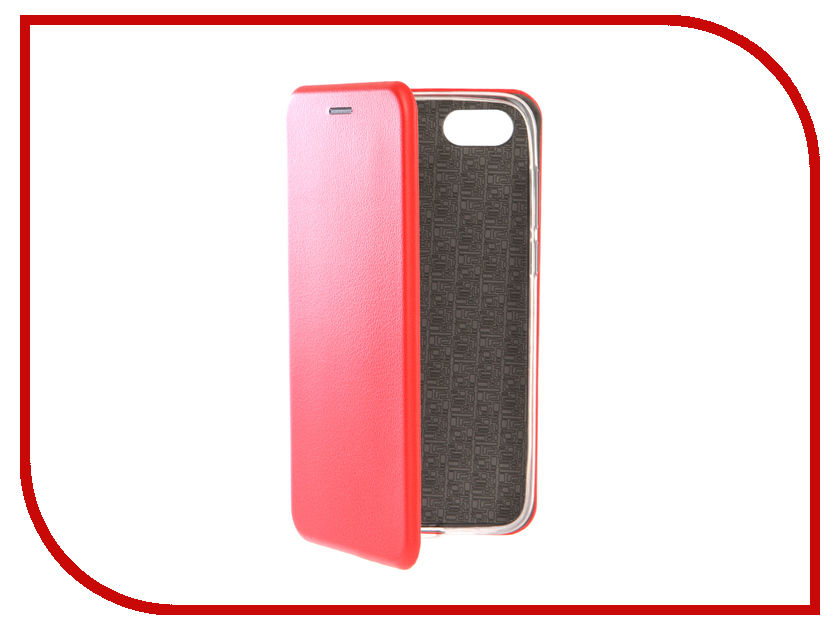 Аксессуар Чехол для Huawei Y5 Prime 2018 Neypo Premium Red NSB5103 аксессуар чехол для huawei honor 9 lite neypo premium blue nsb4600