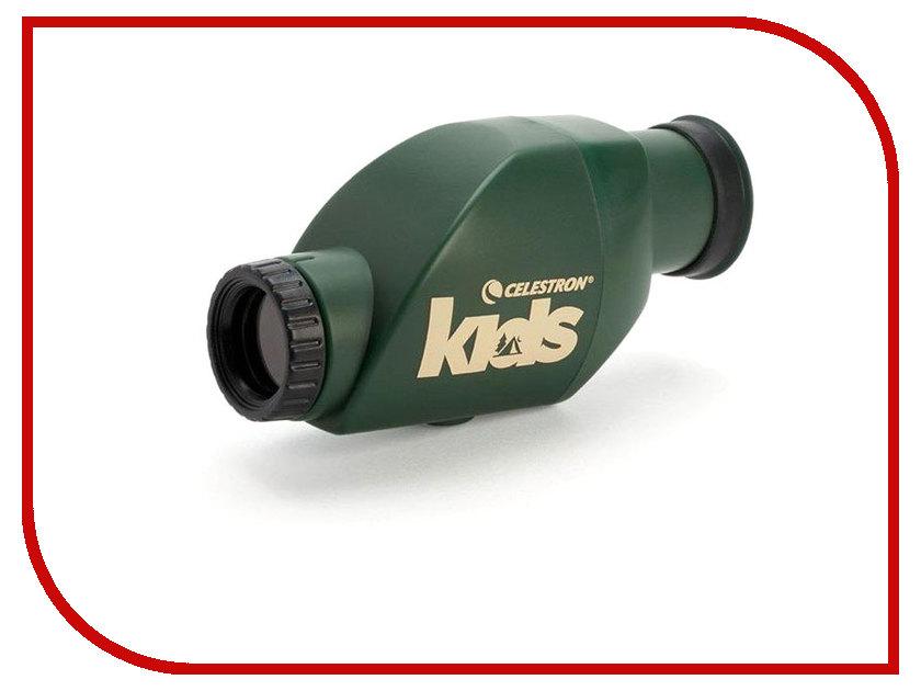 Монокуляр Celestron Kids 5x16 монокуляр sturman цвет зеленый черный 10х42