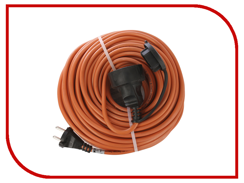 Удлинитель Партнёр-Электро GardenLine 2x1.5 10A без заземления 30m Orange cord US103B-130OR электро акустическое устройство kasun 10 ktv kfd 10c14