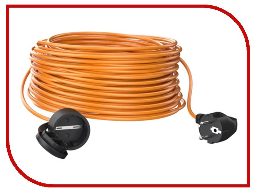 Партнёр-Электро GardenLine 3x0.75 10A с заземлением 40m Orange cord US104B-140OR партнёр электро gardenline 3x1 5 16a с заземлением 50m orange cord us106c 150or