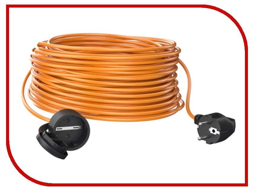 Партнёр-Электро GardenLine 3x1.5 16A с заземлением 40m Orange cord US106C-140OR партнёр электро gardenline 3x1 5 16a с заземлением 50m orange cord us106c 150or