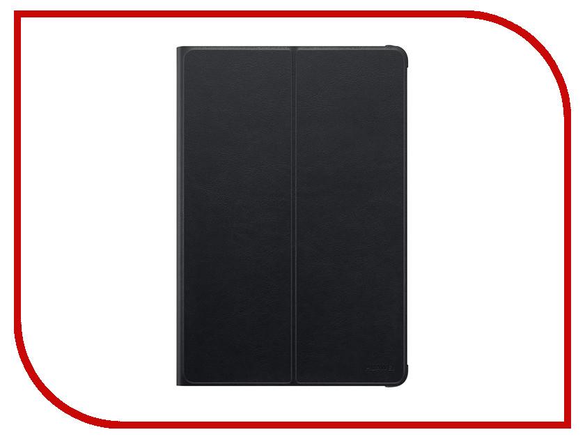 Huawei Аксессуар Чехол для Huawei T5 10 Black 51992662