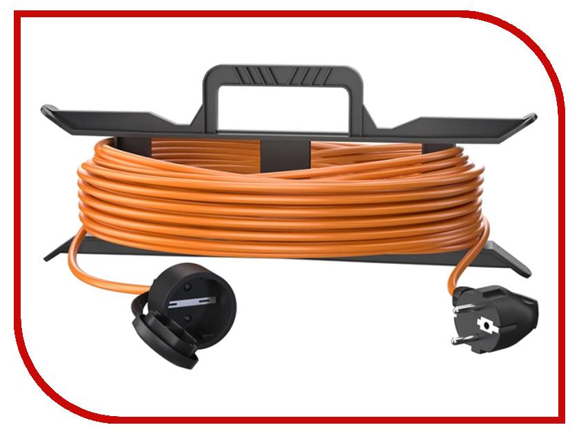 Удлинитель Партнёр-Электро GardenLine 3x1.0 16A с заземлением 30m Orange cord US205C-130OR партнёр электро gardenline 3x1 5 16a с заземлением 50m orange cord us106c 150or