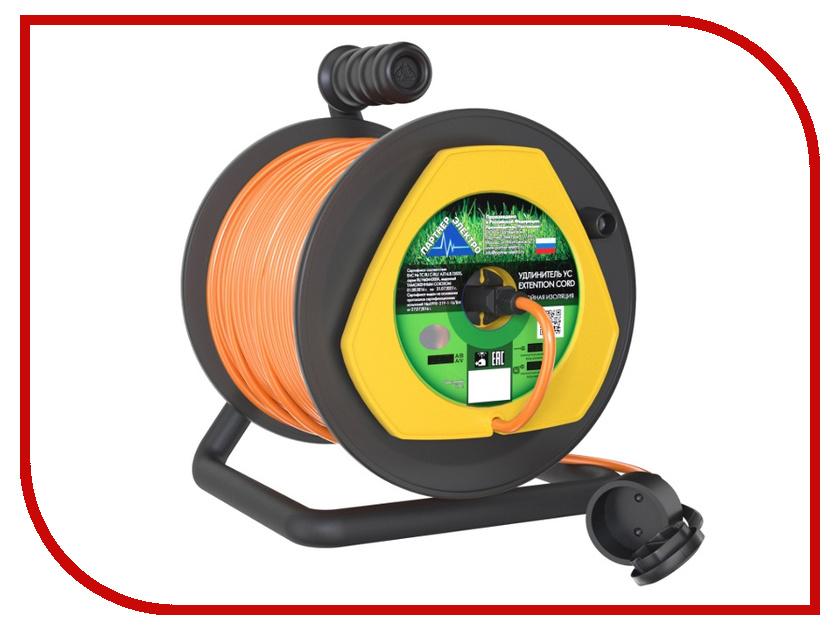 Удлинитель Партнёр-Электро GardenLine 2x0.75 6A без заземления 20m Orange cord UG101A-120BL электро акустическое устройство kasun 10 ktv kfd 10c14
