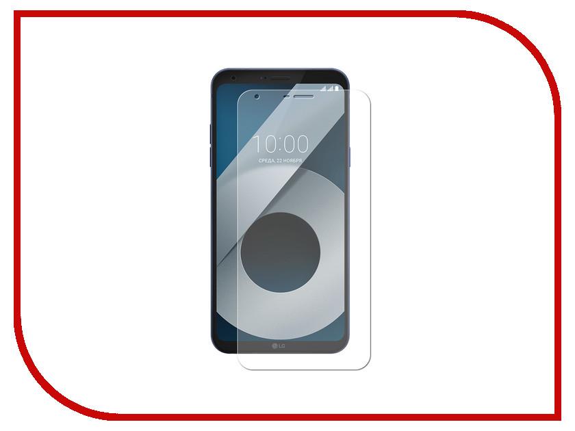 Аксессуар Защитное стекло для LG Q6+ Onext 41570 аксессуар защитное стекло lg g4s onext eco 43025