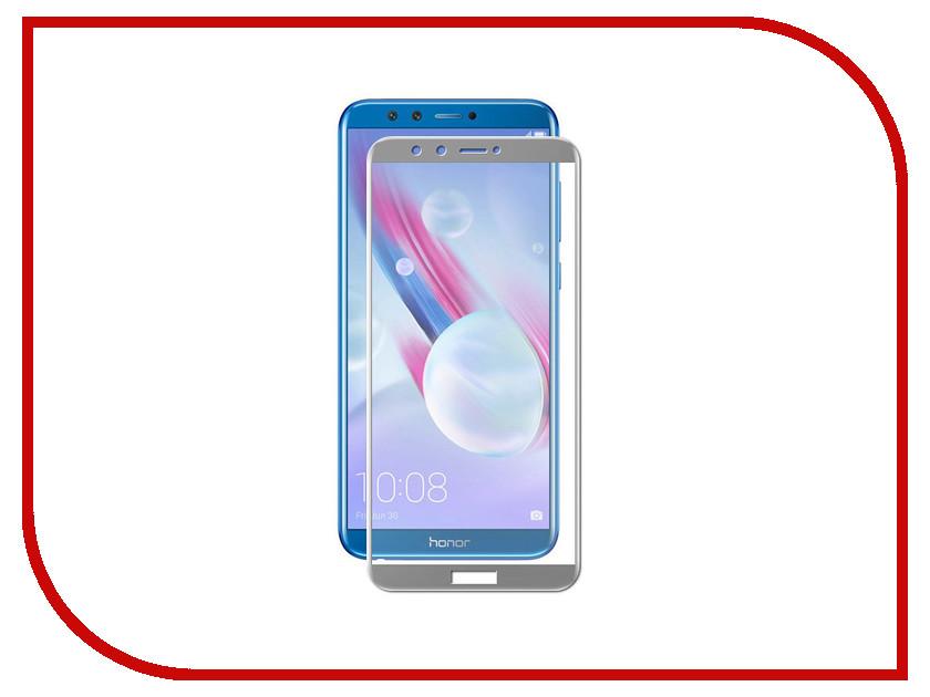 Аксессуар Защитное стекло для Huawei Honor 9 Lite Onext 3D Grey 41879 аксессуар защитное стекло для huawei mediapad m3 lite 10 0 onext 41522