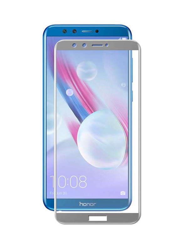 Защитное стекло Onext для Honor 9 Lite 3D Grey 41879