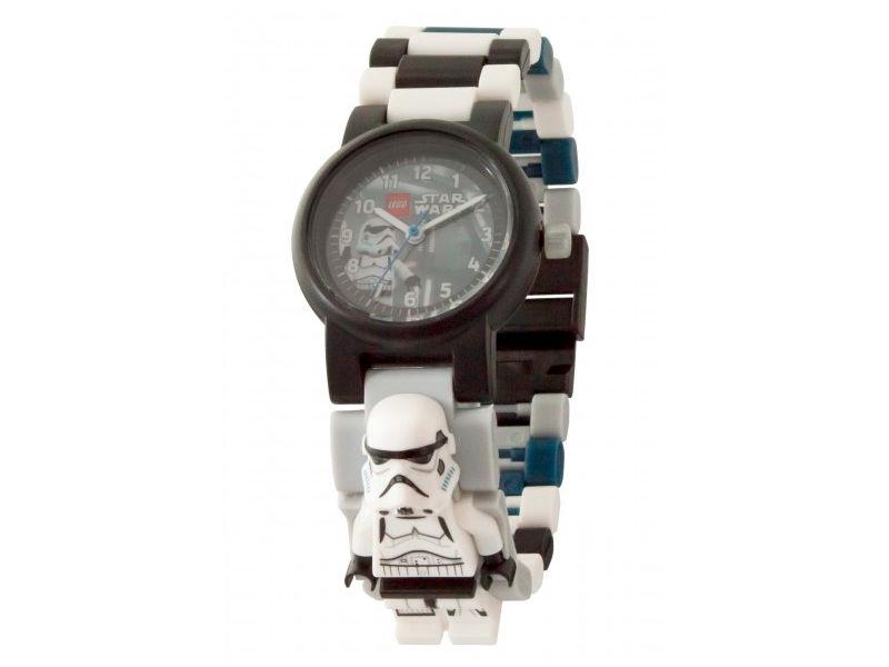 лучшая цена Часы Lego Star Wars Stormtrooper 8021025
